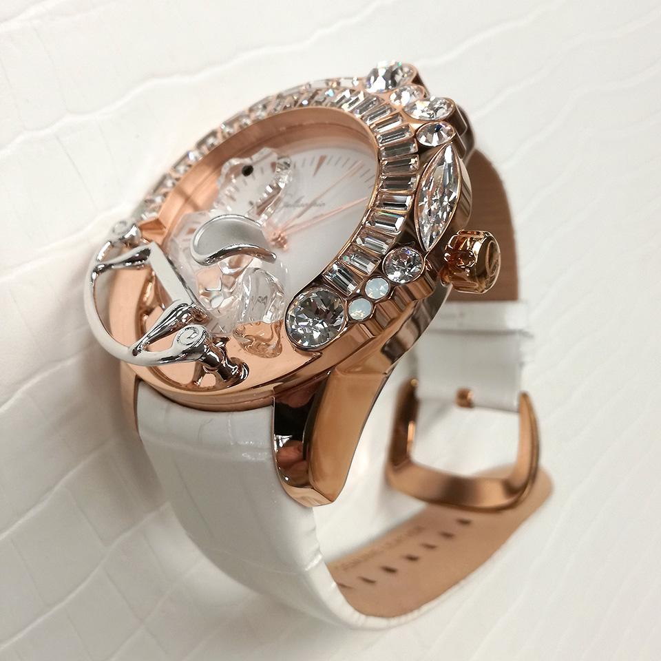 キラキラ腕時計 ガルティスコピオ 馬13