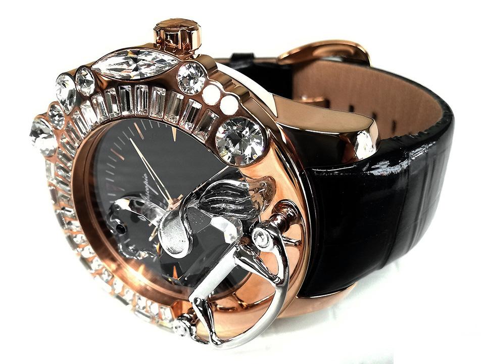 キラキラ腕時計ブランド ガルティスコピオ