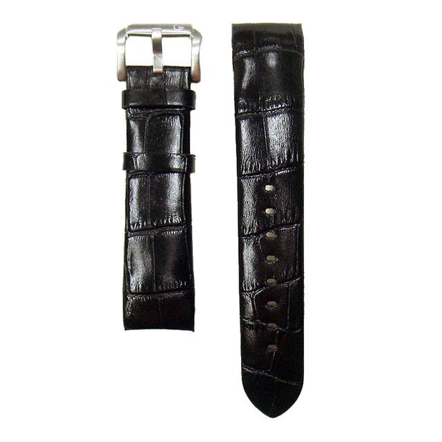 馬レザー22mm BLACK