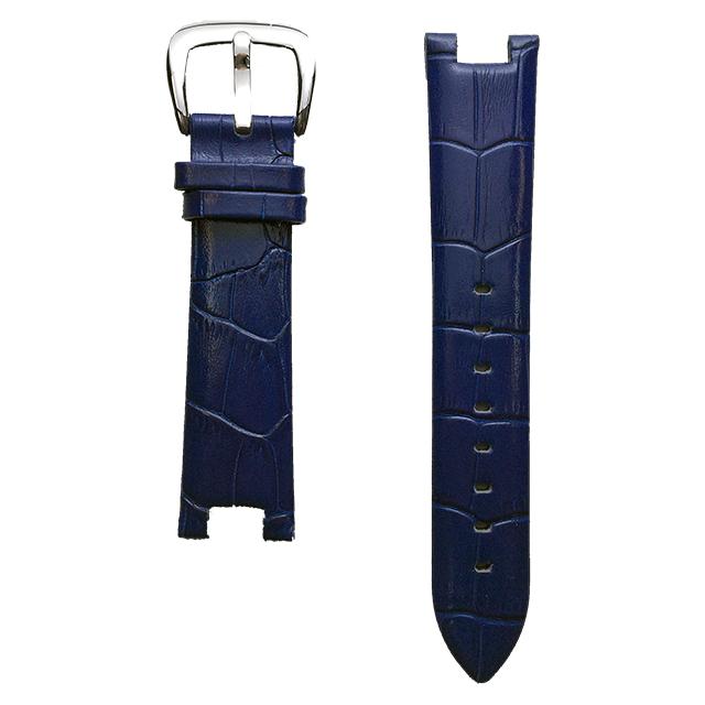 花 BBレザー18mm BLUE