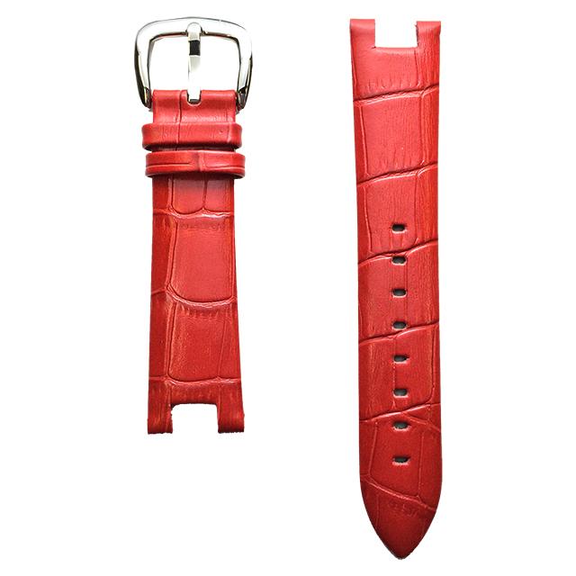 花 BBレザー18mm RED