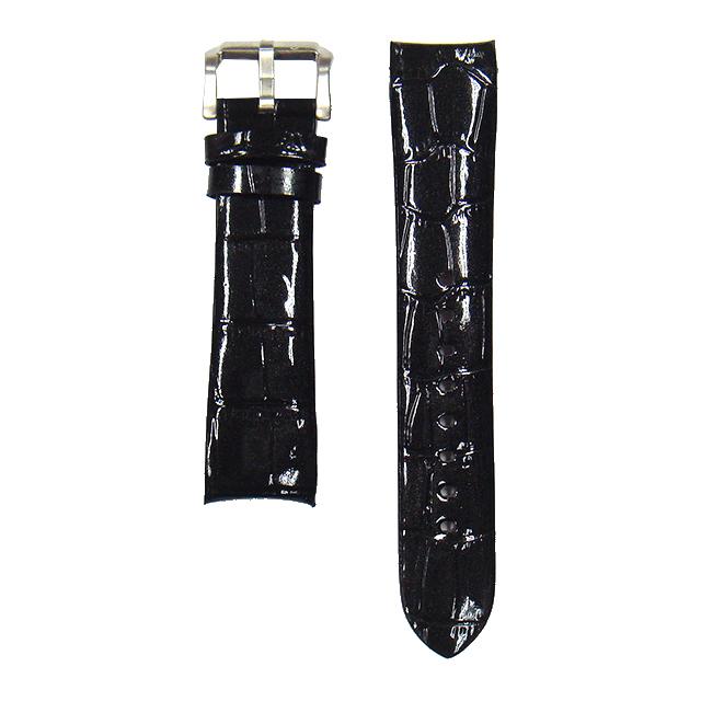 犬レザー22mm BLACK