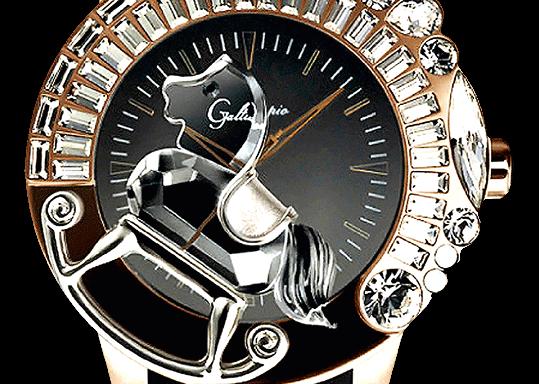 ガルティスコピオ LA GIOSTRAⅠ馬14