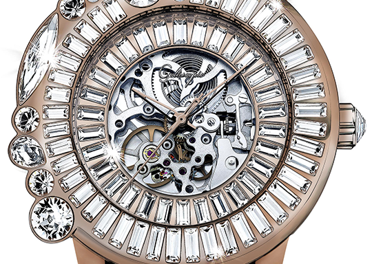 Galtiscopio 機械式時計 DeLuxe Brillant