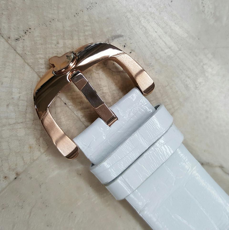 アリゲーターの腕時計ベルト