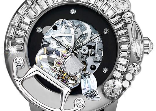 Galtiscopio 機械式腕時計 DeLuxe Giostra