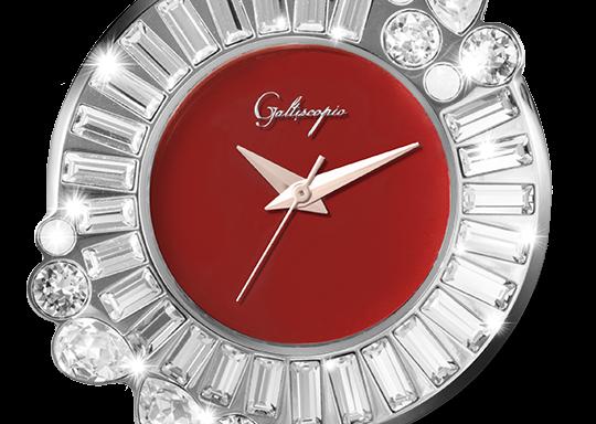ガルティスコピオ クルクル回転時計 SR5