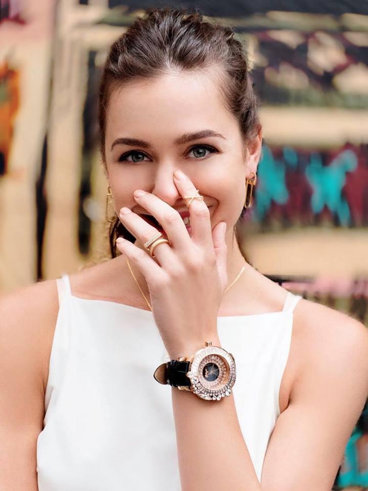 キラキラ腕時計 SHINY SIMPLE