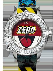 GROUND-ZERO とのコラボ時計 PLAY GROUND
