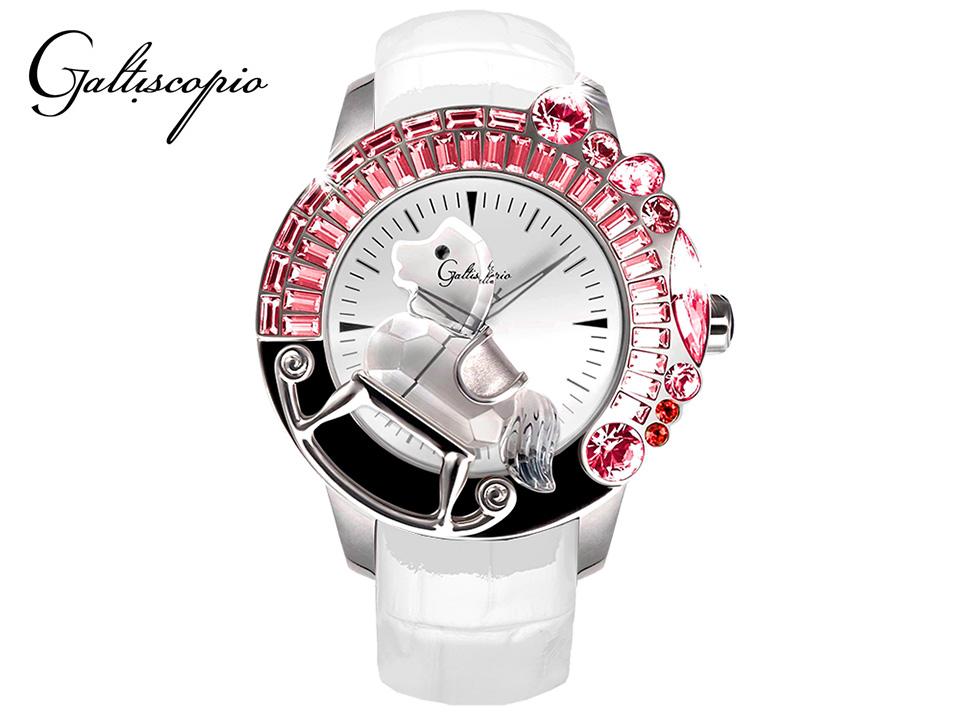 ガルティスコピオ 時計